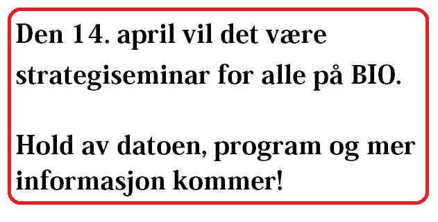 strategiseminar norsk